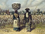 Cotton Pickers William Aiken Walker
